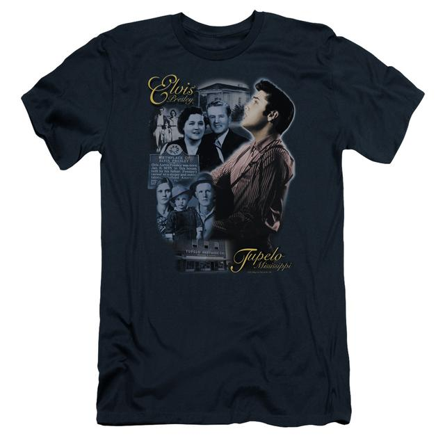Elvis Presley Slim-Fit Shirt | TUPELO Slim-Fit Tee