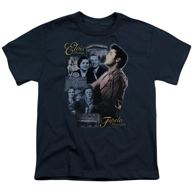 Elvis Presley Youth Tee | TUPELO Youth T Shirt