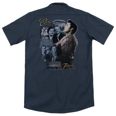 Elvis Presley TUPELO (BACK PRINT)