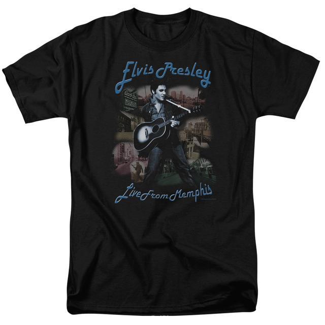 Elvis Presley Shirt | MEMPHIS T Shirt