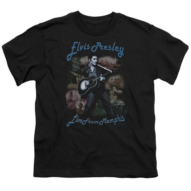 Elvis Presley Youth Tee | MEMPHIS Youth T Shirt