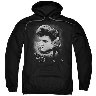 Elvis Presley Hoodie | SWEATER Pull-Over Sweatshirt