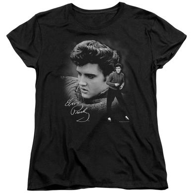Elvis Presley Women's Shirt | SWEATER Ladies Tee
