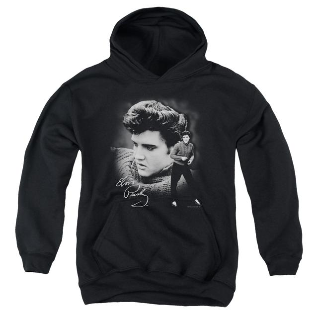 Elvis Presley Youth Hoodie | SWEATER Pull-Over Sweatshirt