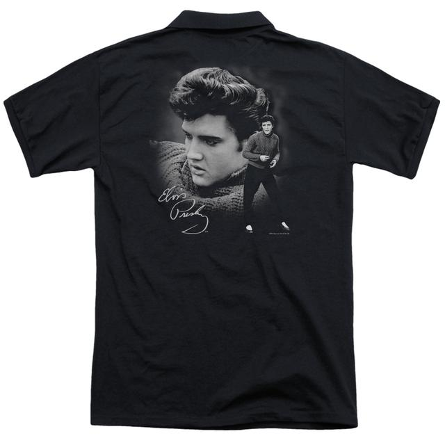 Elvis Presley SWEATER (BACK PRINT)