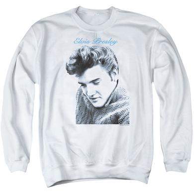 Elvis Presley SCRIPT SWEATER