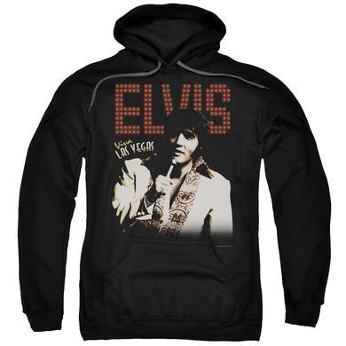 Elvis Presley Hoodie   VIVA STAR Pull-Over Sweatshirt