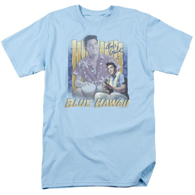 Elvis Presley Shirt | BLUE HAWAII T Shirt