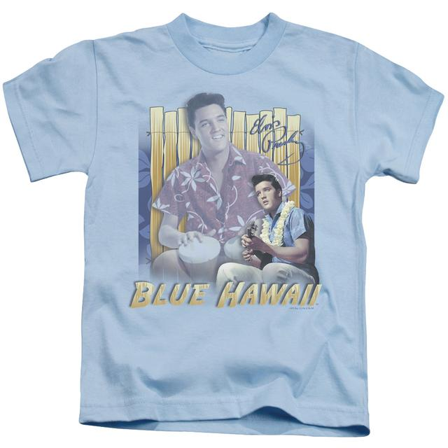 Elvis Presley Kids T Shirt | BLUE HAWAII Kids Tee
