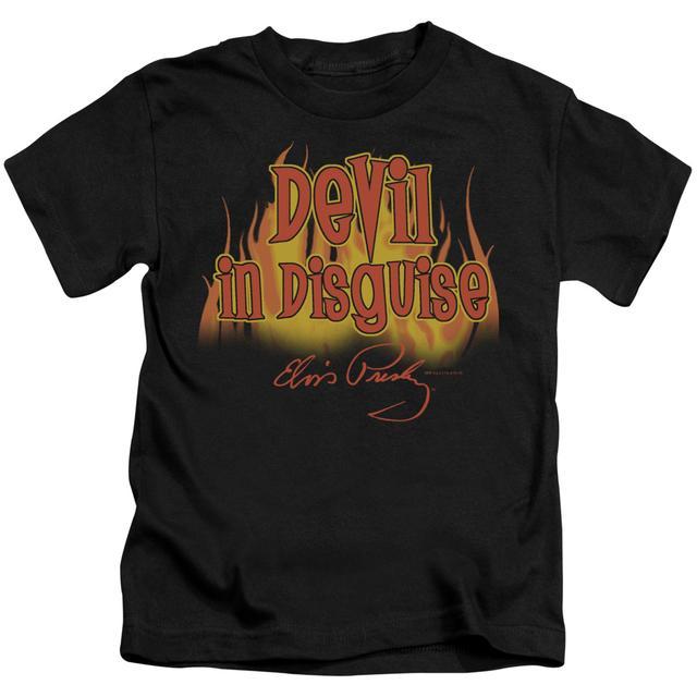 Elvis Presley Kids T Shirt | DEVIL IN DISGUISE Kids Tee