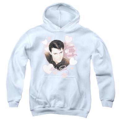 Elvis Presley Youth Hoodie | LOVE ME TENDER Pull-Over Sweatshirt