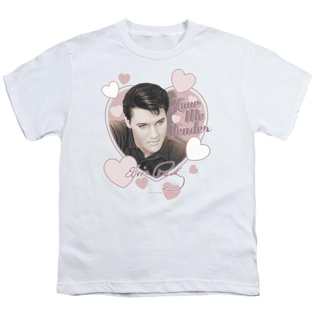 Elvis Presley Youth Tee | LOVE ME TENDER Youth T Shirt