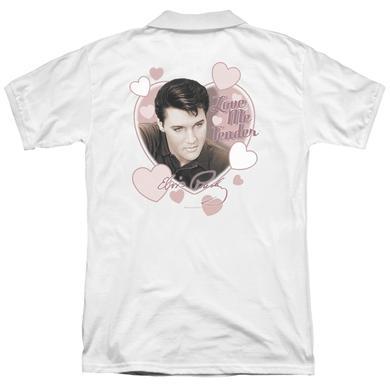 Elvis Presley LOVE ME TENDER (BACK PRINT)