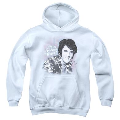Elvis Presley Youth Hoodie | LONESOME TONIGHT Pull-Over Sweatshirt