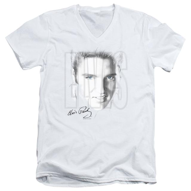 Elvis Presley T Shirt (Slim Fit) | BLUE EYES Slim-fit Tee