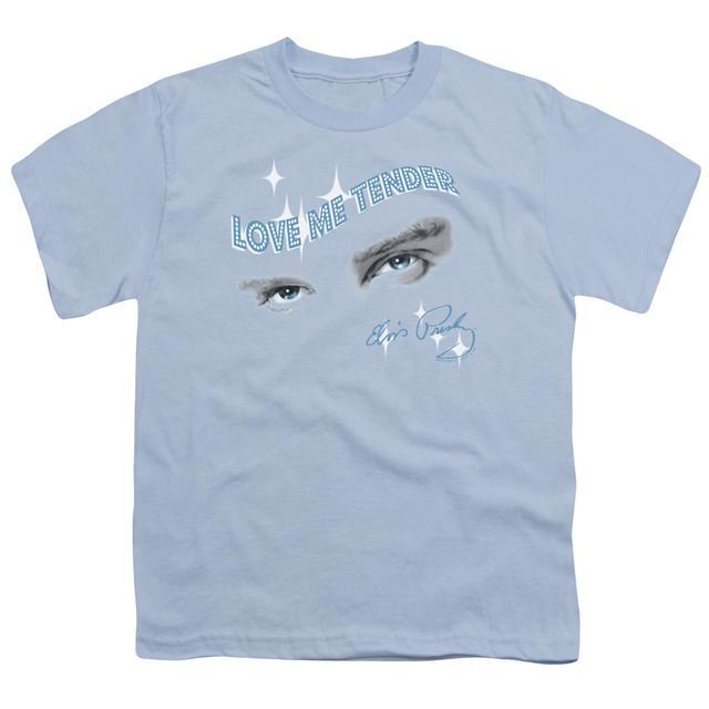Elvis Presley Youth Tee | TENDER EYES Youth T Shirt