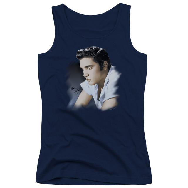 Elvis Presley BLUE PROFILE