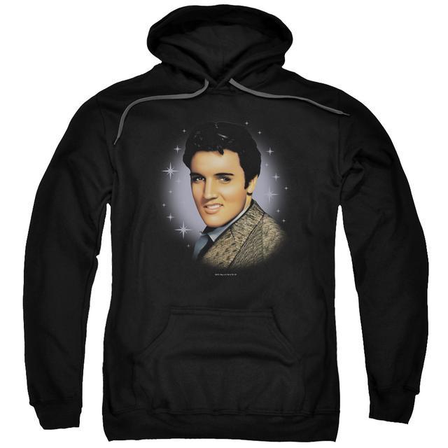 Elvis Presley Hoodie | STARLITE Pull-Over Sweatshirt