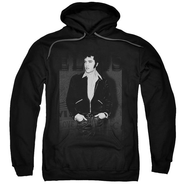 Elvis Presley Hoodie | JUST COOL Pull-Over Sweatshirt