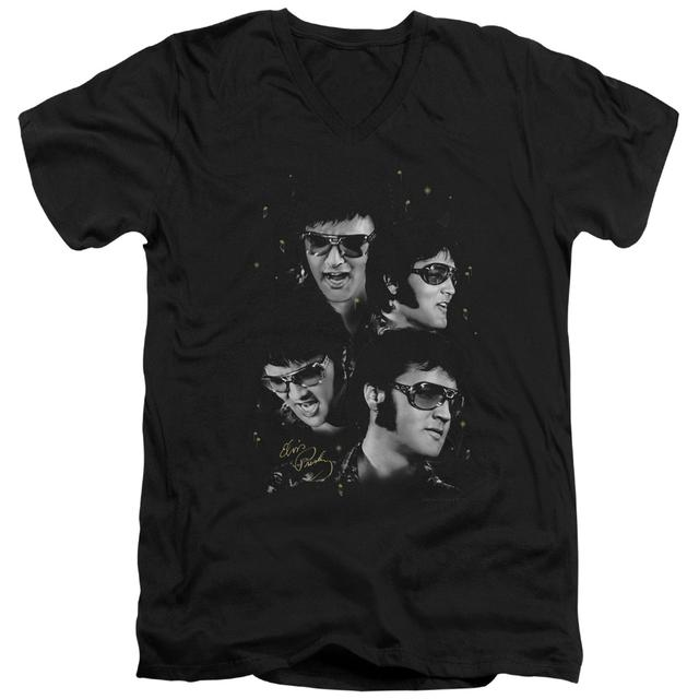 Elvis Presley T Shirt (Slim Fit) | FACES Slim-fit Tee