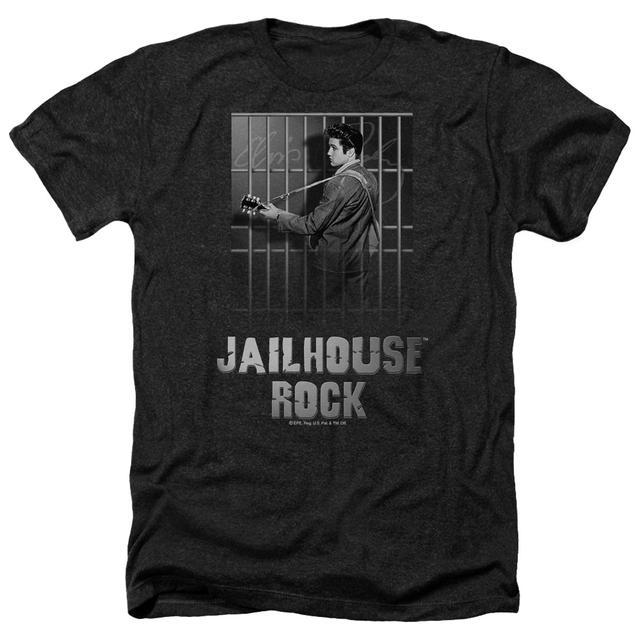 Elvis Presley Tee | JAILHOUSE ROCK Premium T Shirt