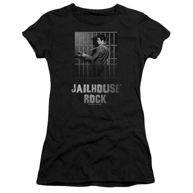 Elvis Presley Juniors Shirt | JAILHOUSE ROCK Juniors T Shirt