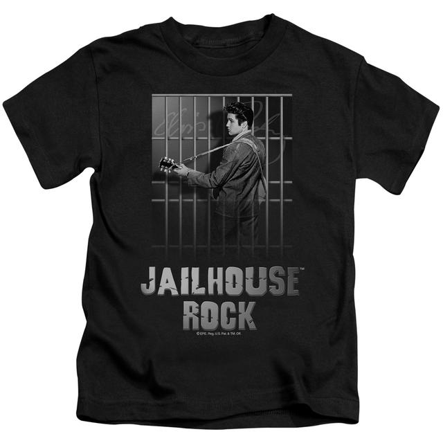 Elvis Presley Kids T Shirt | JAILHOUSE ROCK Kids Tee