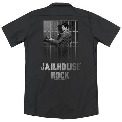 Elvis Presley JAILHOUSE ROCK (BACK PRINT)