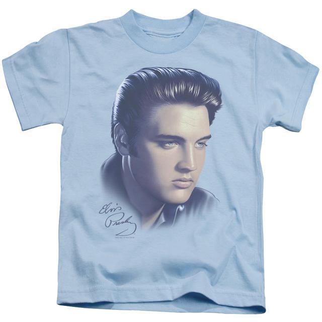 Elvis Presley Kids T Shirt   BIG PORTRAIT Kids Tee