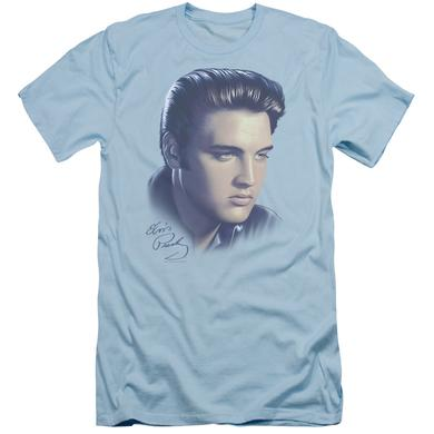 Elvis Presley Slim-Fit Shirt | BIG PORTRAIT Slim-Fit Tee