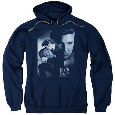 Elvis Presley Hoodie | REVERENT Pull-Over Sweatshirt