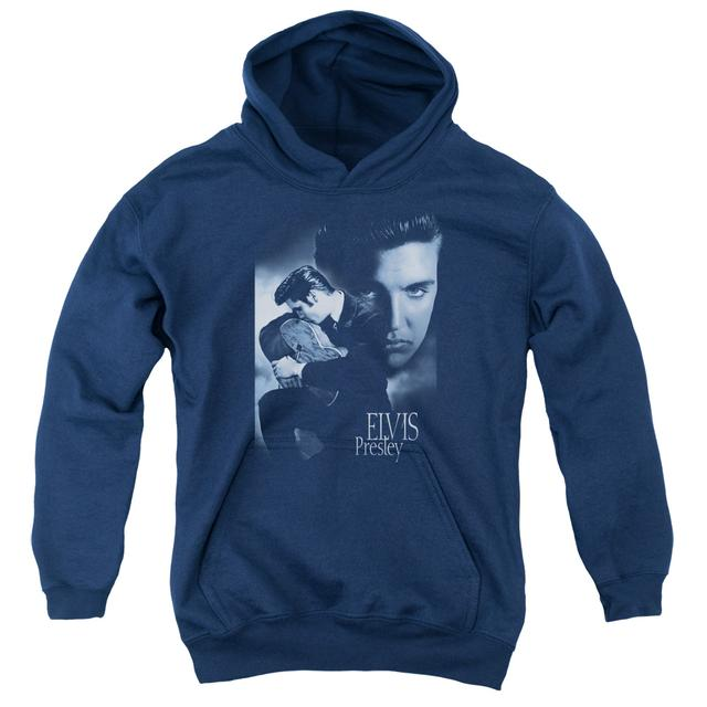 Elvis Presley Youth Hoodie | REVERENT Pull-Over Sweatshirt