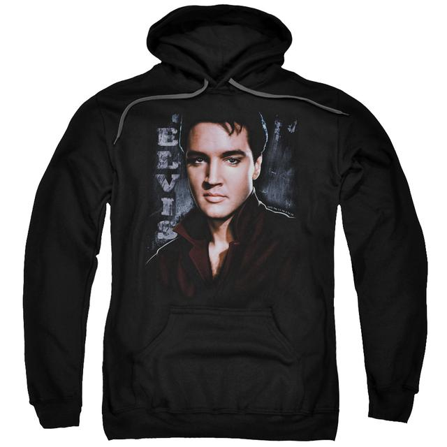 Elvis Presley Hoodie | TOUGH Pull-Over Sweatshirt
