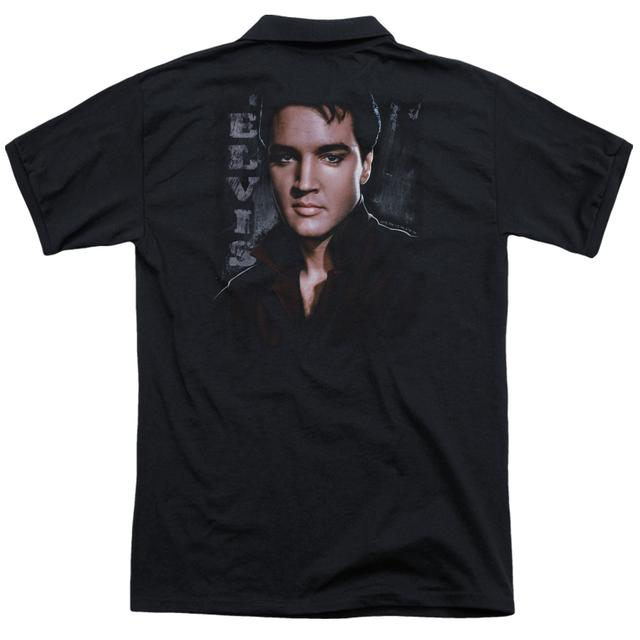 Elvis Presley TOUGH (BACK PRINT)