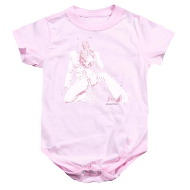 Elvis Presley Baby Onesie | PLEASE LOVE ME Infant Snapsuit