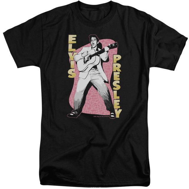 Elvis Presley PINK ROCK