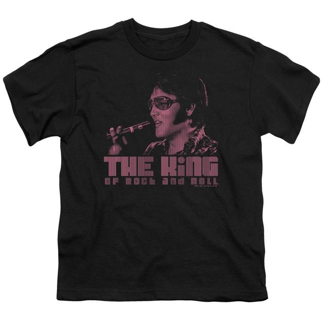 Elvis Presley Youth Tee | THE KING Youth T Shirt