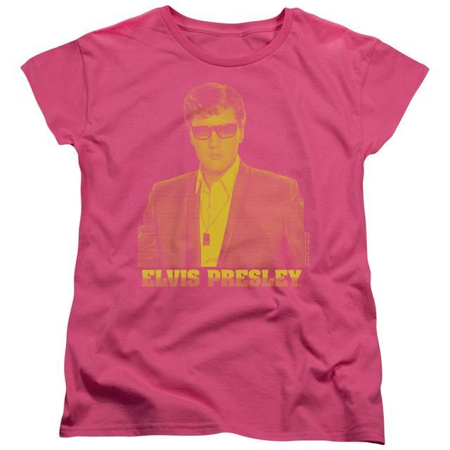 Women's Shirt | YELLOW ELVIS Ladies Tee