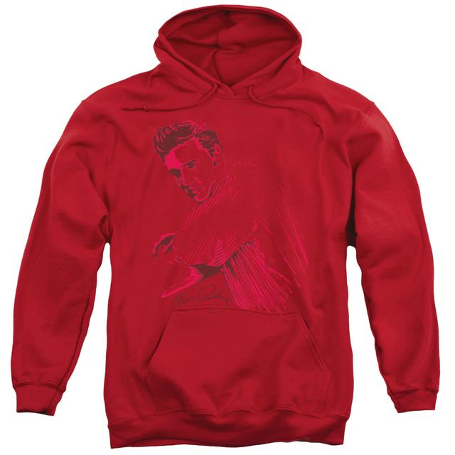 Elvis Presley Hoodie | ON THE RANGE Pull-Over Sweatshirt