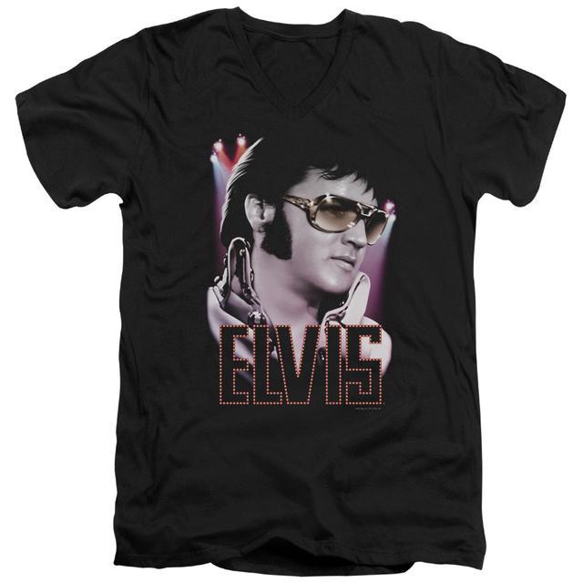 Elvis Presley T Shirt (Slim Fit) | 70'S STAR Slim-fit Tee