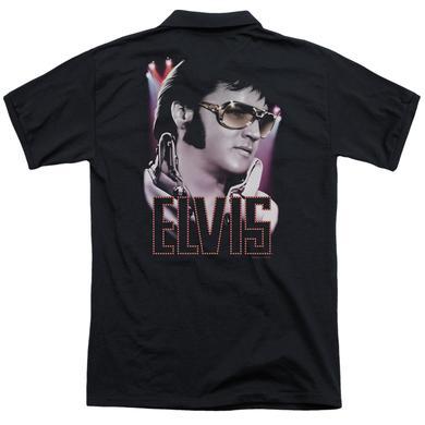 Elvis Presley 70'S STAR (BACK PRINT)