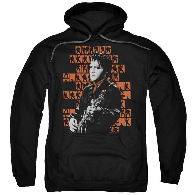 Elvis Presley Hoodie | 1968 Pull-Over Sweatshirt