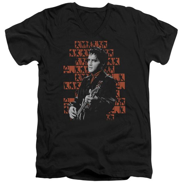 Elvis Presley T Shirt (Slim Fit) | 1968 Slim-fit Tee