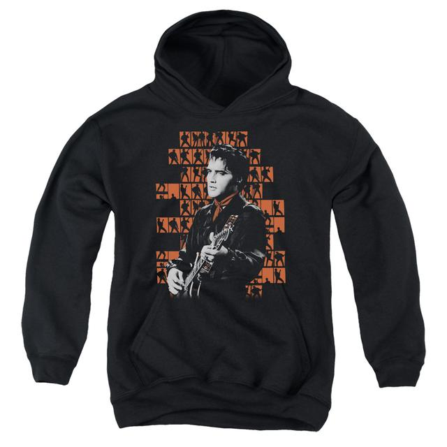 Elvis Presley Youth Hoodie | 1968 Pull-Over Sweatshirt