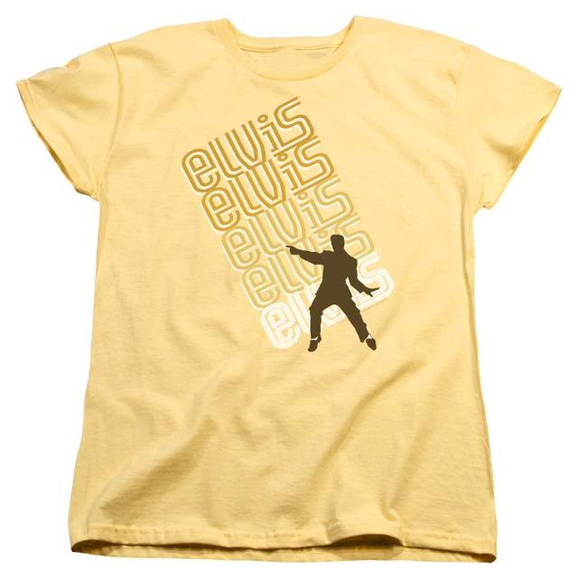 Elvis Presley Women's Shirt | POINTING Ladies Tee