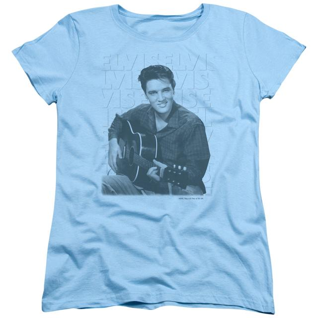 Elvis Presley Women's Shirt | REPEAT Ladies Tee