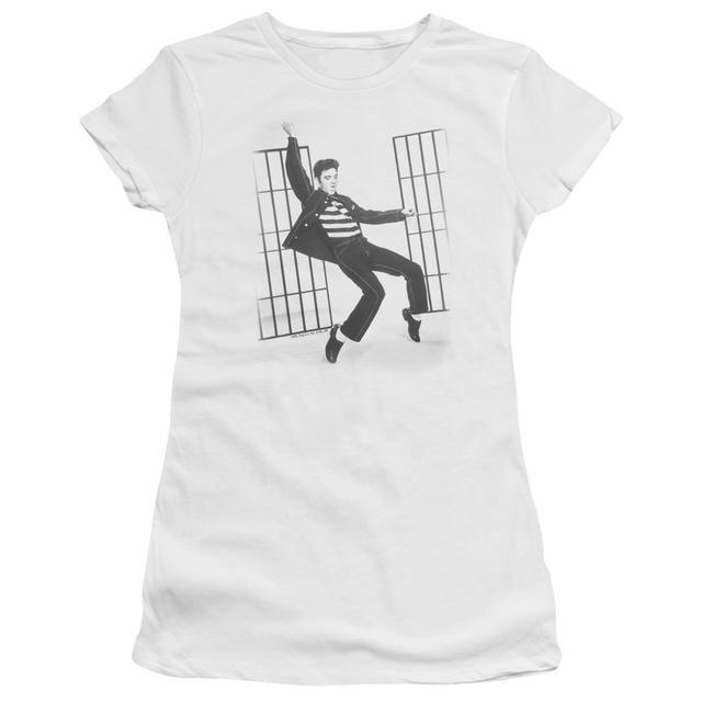 Elvis Presley Juniors Shirt | JAILHOUSE ROCK Juniors T Shirt