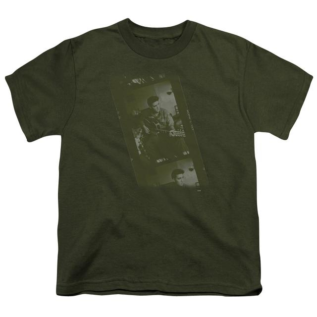 Elvis Presley Youth Tee | ARMY Youth T Shirt