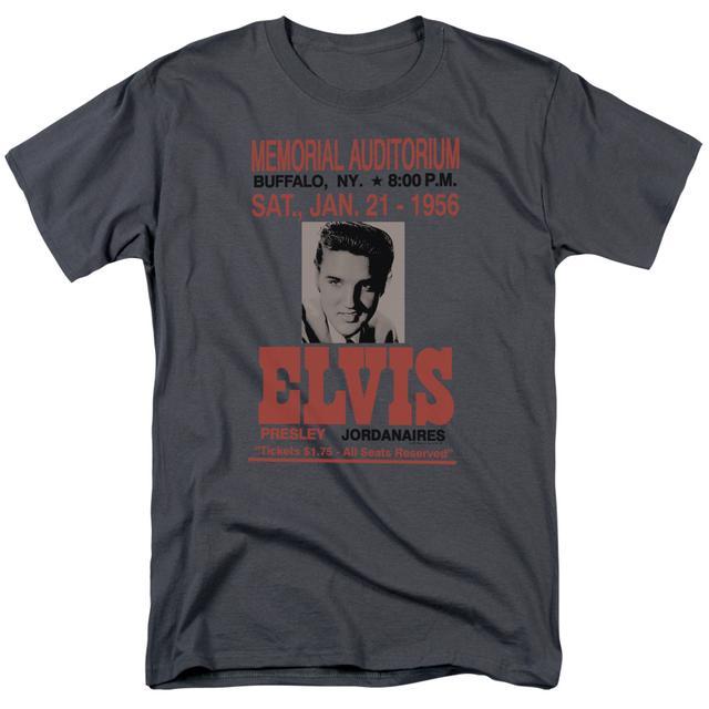 Elvis Presley Shirt | BUFFALO 1956 T Shirt