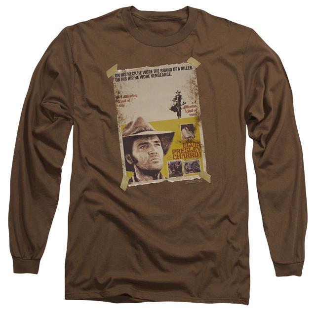 Elvis Presley T Shirt | CHARRO Premium Tee